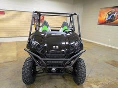 "New 2017 Kawasaki Teryx ATVs For Sale in West Virginia. <p style=""margin-bottom: 1em;"">The sporty Teryx™ takes the combination of sport performance and essential utility to unprecedented levels.</p><ul><li>783 cc V-twin engine with strong mid-range power delivery</li><li>Continuously Variable Transmission (CVT) with confidence-inspiring engine braking performance under certain conditions</li><li>Durable and light weight ""Double-X"" frame construction</li><li>Tilt steering, Electric Power…"