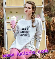 Pijama PANTERA ROSA Mujer GISELA GRIS