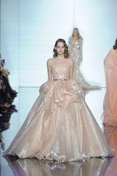 Zuhair Murad Couture show S/S 2015. #gorgeous #Fabulous #women #fashion #style #fashion #show #style #elegant #stunning #best #women #runway #elegance #magnificent #majestic #glamour #beautiful #followme #random #ZuhairMurad #followme #couture
