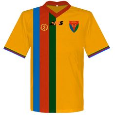 Eritrea Football Jersey