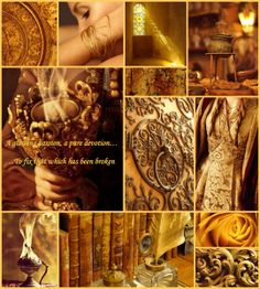 Tribute to the Yellow Ajah of the White Tower - The Wheel Of Time Series.