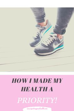 """Make your health a priority"" is designed to help you discover how to be confident in taking the first step to a healthier version of yourself. Improve Yourself, Make It Yourself, Healthy Lifestyle Changes, How To Gain Confidence, Take The First Step, Do Your Best, Best Self, Priorities, Personal Development"