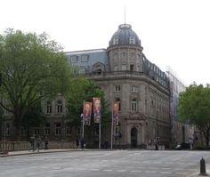 Deutsche Bank - Gebäude an der Kö, Düsseldorf - Foto: S. Hopp