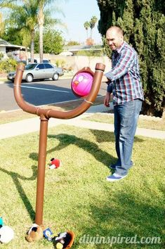 Summer time water fun pinterest bird theme pvc pipe and angry birds a guide to the ultimate diy angry birds party solutioingenieria Choice Image