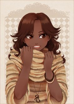 Pischinger by meago on deviant Art - this artist creates characters based on different treats!