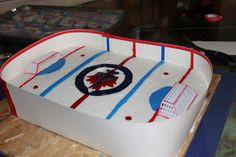 Junktacular: Winnipeg Jets Birthday Party