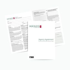 Estate Agents Agreement Template