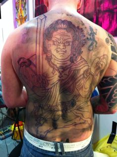 FUDO MYOO | Fudo Myoo Tattoo Pictures To Pin On Pinterest Picture