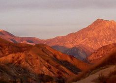 Big Tujunga Canyon Road,CA