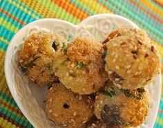 polpette di couscous alle verdure