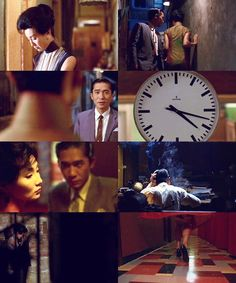 """""""In the Mood for Love"""" (Cinematographers: Christopher Doyle, Mark Lee Ping Bin, Kwan Pun Leung)"""