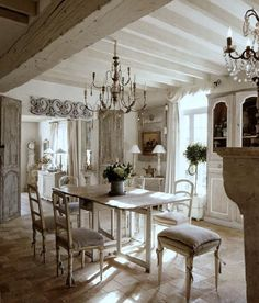 South Shore Decorating Blog: Rooms I Love Today- Living Rooms, Dining Rooms, Kitchens, Bedrooms, and More