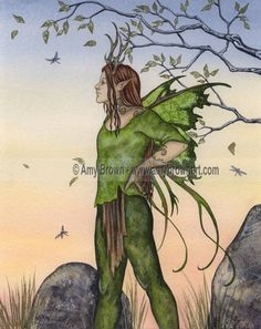 Fairy Art Artist Amy Brown: The Official Online Gallery. Fantasy Art, Faery Art, Dragons, and Magical Things Await. Faerie Costume, Amy Brown Fairies, Male Fairy, Pink Sand Beach, Art Corner, Color Pencil Art, Fairy Art, Magical Creatures, Fantasy Artwork