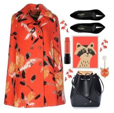 """Untitled #1418"" by sunnydays4everkh ❤ liked on Polyvore featuring Missoni, N°21, Yves Saint Laurent, MAC Cosmetics, Delfina Delettrez and Lisa Jones Studio"