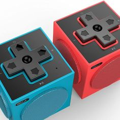 8BitDo TwinCube Speakers Usb, Game Controller, Speakers, Bluetooth, Audio, Games, Console, Gaming, Plays