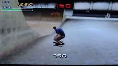 Tony Hawk's Pro Skater 2. What a game!