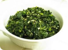 Braised Kale with Garlic and Capers http://thewholejourney.com ...