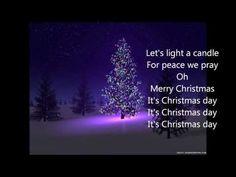 ▶ Michael W. Smith ft. Mandisa - Christmas Day (Lyrics) - YouTube