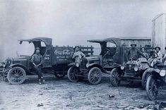coca-cola delivery men, Vernon Tx: My Mother's home town! Coca Cola Plant, Vernon Tx, Art Gallery Uk, Oil Tanker, Underwater Creatures, Texas History, Vintage Trucks, Old Things, Texas Things