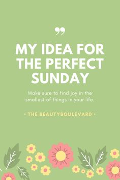 My idea for the perfect Sunday. This is how you have a perfect morning with some breakfast, coffee, some reading and love and of course a perfect outfit. Click to know more.