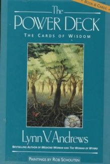 The Power Deck  The Cards of Wisdom/Book and Cards, 978-0062500786, Lynn V. Andrews, Harper San Francisco; 1st edition