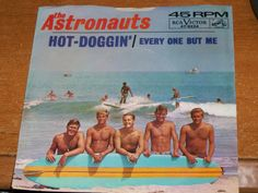 Astronauts - a surf band from Boulder, Colorado where this is no sea