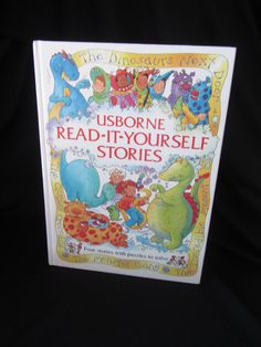 US Borne The Monster Gang Read-it-to-yourself Children Book,Hardback,Boys & Girl#USborne