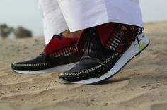 Nash Money x Sole DXB Bedouin visvim x New Balance Hybrid