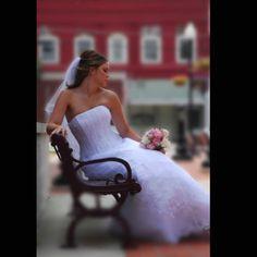 Outside Wedding Photography Mike Ingram