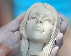 You Can Learn How to Sculpt a Face in Polymer Clay!