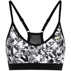2ba2262eb9979 Nike Pro Indy printed stretch-jersey sports bra