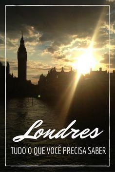 Quer saber quando ir pra Londres? Quantos dias ficar na capital inglesa? Essas e muitas outras informações pra você planejar sua viagem para a Terra da Rainha!