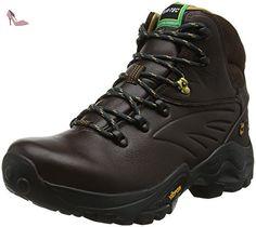 new style 4536f 2ece3 Hi-Tec V-Lite Flash I, Chaussures de Randonnée Hautes Homme, Marron ( Chocolate Core Gold 041), 41 EU  Amazon.fr  Chaussures et Sacs