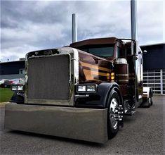 Millions of Semi Trucks: Photo Big Rig Trucks, Semi Trucks, Cool Trucks, Pickup Trucks, Peterbilt 379, Peterbilt Trucks, Custom Big Rigs, Custom Trucks, Truck Driver Wife