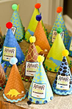 So many cute ideas on her blog! Wants and Wishes: Party planning: