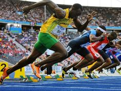 Usain Bolt Named in Jamaican Commonwealth Games Squad.