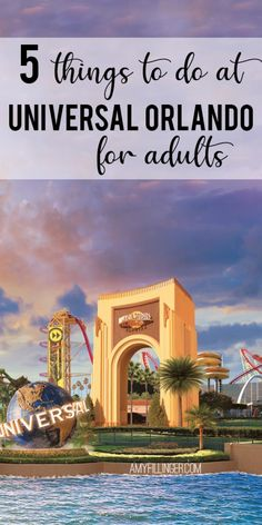 5 things to do at Universal Studios for adults. Universal Orlando isn't just for kids! There are plenty of fun things for adults to do at Universal Studios. #universaltravelagent #universalstudiosforadults #adultsonlyuniversal #universalvacation #orlandovacation Orlando Vacation, Orlando Resorts, Hawaii Vacation, Hawaii Travel, Usa Travel, Vacation Spots, Travel Tips, Universal Orlando, Universal Studios