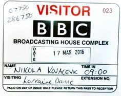 #bbc #broadcasting #visitor #queenmaryuniversity #London #greatbritain #tv #radio by nikolakovacevic