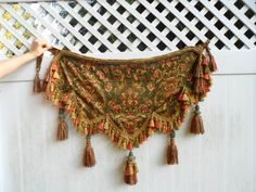 tribal Belly Dance hip scarf