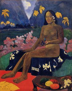 Gauguin#Repin By:Pinterest++ for iPad#