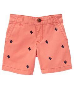 Cactus Shorts