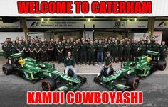 """The Long wait is Over, Kobayashi - Caterham is now Official """" A returning Kamui Kobayashi looks set to join rookie Marcus Ericsson, marking a second consecutive all-new driver lineup for Caterham in. Abu Dhabi, Wallpaper Pictures, Hd Wallpaper, Melbourne, Kamui Kobayashi, Marcus Ericsson, Gp F1, Brazilian Grand Prix, 3d Printing Technology"""