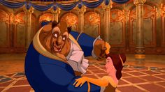Beauty and the Beast - Tale As Old As Time [HD]...there will never be one better..this is my favorite of all time :)