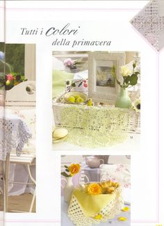 "Photo from album ""Burda Special Вязание on Yandex. Free Pattern, Table Decorations, Simple, Blog, Home Decor, Mendoza, Albums, Patterns, Yandex Disk"