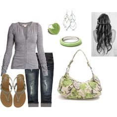 St. Patty's Day, created by michlee on Polyvore