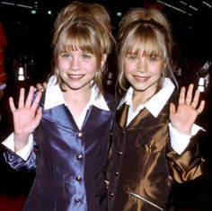Mary Kate and Ashley Olsen: Perhaps the most famous twins at present, they became famous for sharing the role of Michelle Tanner on 'Full House.' Though the billionaires have gone through an identity crisis and respective battles with drugs and anorexia, they now seem to be back on track with their hit clothing line, 'The Row.'