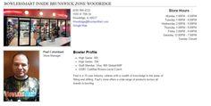 BowlersMart Woodridge - Inside Brunswick Zone Woodridge