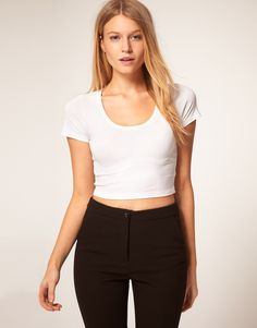crop top that doesn't break the bank and is cotton