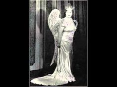 """Adele's Laughing Song"" from Die Fledermaus - Florence Foster Jenkins (1868-1944) is commonly considered the worst singer who ever lived. Oddly, she seemed convinced of her greatness. Because it was such a spectacle to hear her ""sing,"" she actually became quite popular in her day. She made a joke of her critics, and said they were just jealous. She is quoted as having said ""People say I can't sing, but they can't say I didn't sing!"""