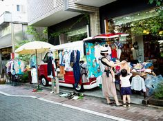 The Complete Guide to Tokyo's Best Neighbourhoods :http://departmentofwandering.com/complete-guide-tokyos-neighbourhoods/